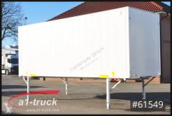 Krone 3x WB Koffer 2800mm Innenhöhe, Klapptisch caja furgón usado