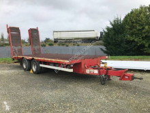 Castera heavy equipment transport trailer FVR.02 PLATEAU FIXE