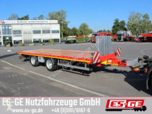 Es-ge Tandemanhänger - Containerverr. trailer used