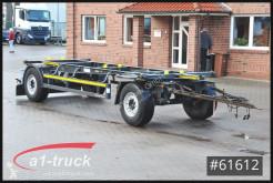 Pótkocsi Schmitz Cargobull 20 x AWF 18, BDF Standard 7,45, TÜV 02/2021 használt alváz