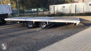 Leveques SOMEREL trailer used heavy equipment transport