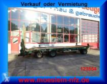 Müller-Mitteltal heavy equipment transport 3 Achs Tieflader- Anhänger