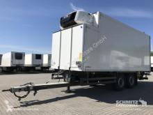 Remolque frigorífico Schmitz Cargobull Zentralachsanhänger Tiefkühler Standard Ladebordwand