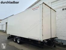 Box trailer Andere Möslein Tandemkofferanhänger 44 cbm, durchladbar