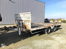Castera trailer used flatbed