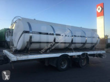 Lecinena A 06000 CA N D trailer used chemical tanker