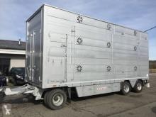 Pezzaioli livestock trailer trailer 3 étages