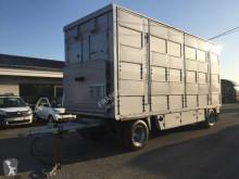 Pezzaioli Anhänger Tiertransportanhänger 3 étages
