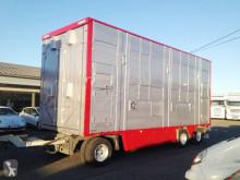 Pezzaioli 3 étages trailer used livestock trailer