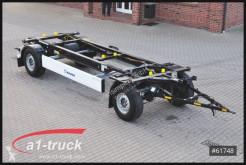 Remorque Krone 10 x AZW 18, Standard BDF, Top Zustand châssis occasion