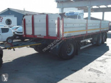 Cardi 223 3 assi trailer used dropside flatbed