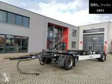 Krone AZ / Lafette / German trailer used chassis