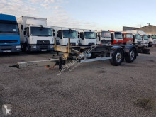 Samro PORTE-CAISSE MOBILE 7m82 trailer used container