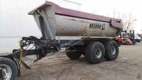 Record D24 trailer used tipper