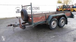 Dropside flatbed trailer Onbekend