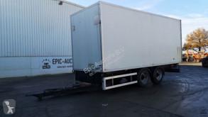 Remolque furgón GMF
