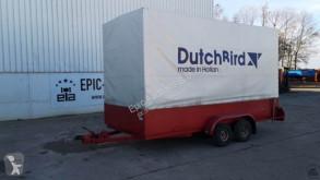 Remolque furgón Hapert K 2000