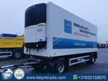 Floor mono temperature refrigerated trailer FLZA 10 10