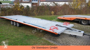Remorca pentru transport autovehicule Kuvettli Autotransporter 2 PKW Van