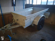 Lohr 1/4 DE TONNE trailer used military