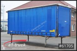 Equipamentos pesados carroçaria caixa de lonas Wecon WPR 7,82 BDF Jumbo verzinkt, Code XL, DCE 9.5