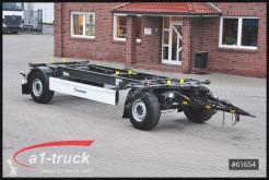 Remorque Krone AZW 18, Standard BDF, châssis occasion