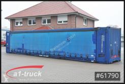 Equipamientos Krone 45 HC Container, Schiebeplane, Seitentüren carrocería caja lona corredera usado