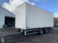 Samro Fourgon trailer used plywood box