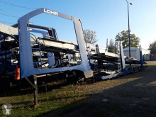 Lohr eurolohr 153 trailer used car carrier