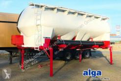 Siloaufbau, 4 Kammern, 26.000 Liter használt tartálykocsi