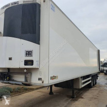 Chereau mono temperature refrigerated trailer