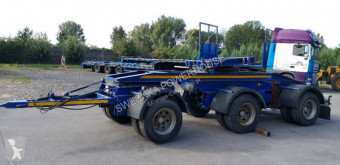 HAFO 330 trailer used heavy equipment transport