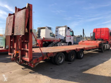 Fliegl SDS470 trailer used heavy equipment transport