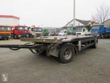 Remorque Hüffermann 2-achs Abrollanhänger HAR 18.70 Containeranhänger guter Zustand