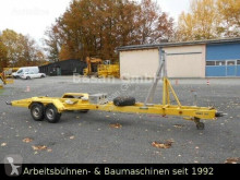 BEVO Systemtechnik GmbH NT 18 trailer used chassis