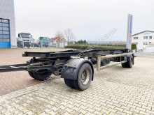 HSA 18.70 Schlittenabroller HSA 18.70 Schlittenabroller trailer used hook arm system