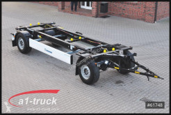 Reboque Krone 10 x AZW 18, Standard BDF, Top Zustand chassis usado