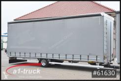 Krone tarp trailer Gniotpol 1 Achs Alu Plane, NL 5.1t.