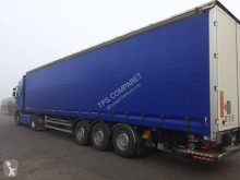 Fruehauf trailer used tautliner