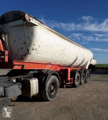 Benalu AstroRunner trailer used tipper
