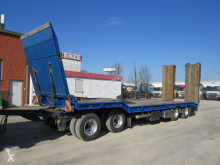 Remorque porte engins Goldhofer TU L 4-32 80 Tiefladeranhänger