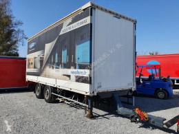 Lecitrailer全挂车 Semitautliner 2 ejes centrales 侧边滑动门(厢式货车) 二手