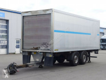 Rohr RZK/18*Carrier Supra 950*2 Verdampfer*Durchlader trailer used refrigerated