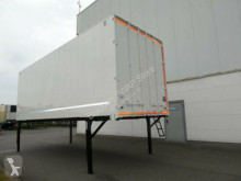 Equipamientos carrocería caja furgón Krone Wechselkoffer Heck hohe Portaltüren