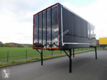 Krone Wechselkoffer Heck hohe Portaltüren használt furgon típusú felépítmény