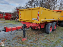 Carnehl three-way side trailer CZK/A Tandem 3 Seitenkipper Trommelbremse