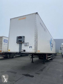 Fruehauf plywood box trailer