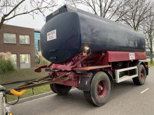 Stokota tanker trailer 2 AS + TANK 18000 LITER - 2 COMPARTMENTS