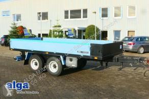 Lutz, 4.550mm lang, Pritsche, Tieflader,Zurrösen trailer used dropside flatbed