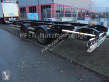 Krone ZZ Tandemlafette- SAF- Ersatzradhalterung trailer used chassis